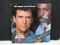 1989 Lethal Weapon 2 Laserdisc, Warner Home Video, Extended Play
