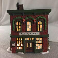 Dept 56 Woodbridge Post Office New England Village # 56572 1995