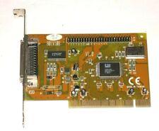 LSI LOGIC P5110703 PCI 4 PORT SCSI RAID CONTROLLER CARD