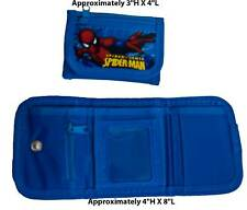 Marvel Spiderman Tri Fold Kids Wallet