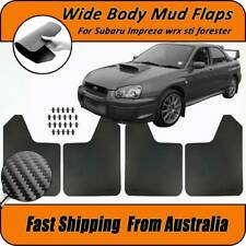 For Subaru Impreza wrx sti forester Mud Flaps Splash Guards Mudguards Mudflaps
