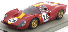 Tecnomodel Ferrari 330 P4 Le Mans 1967 Mairesse/Beurlys #24 1/18 LE of 150 New!
