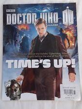 BBC Dr Who Magazine #468, 2013
