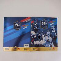 Album collection PANINI équipe de France de Football FFF FIERS D'ETRE BLEUS 2016