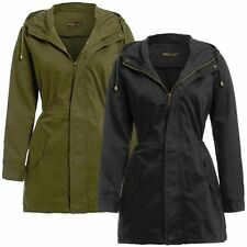 Trench 100% Cotton Coats & Jackets for Women