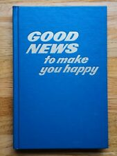 Jehovah's Witnesses Good News to make you happy, see photos
