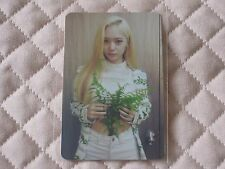 (ver. Krystal) f(x) FX 3th Album Red Light Photocard Kpop SM