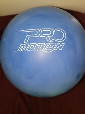 New Storm Pro Motion  Bowling Ball | 1st | 15#2oz | Top 3.86oz | Pin 3.5-4""