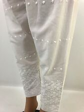 Superior Quality  white indian  chicken  plazo  pants legging Yoga kurta  Pants