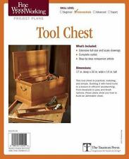 Fine Woodworking's Tool Chest Plan