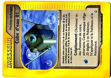 POKEMON AQUAPOLIS UNCO N° 140 CUBE EAU 01