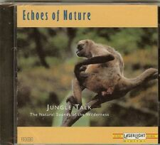 Echoes of Nature - Jungle Talk - Echoes Of Nature - Relaxation - CD - NEW