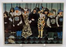 Villeroy & and Boch VILBOCARD A31 Puppets NEW UNUSED BH014