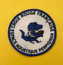 Croix Rouge Francaise Espace Aquatique Perpignan Patch Swimming 358R