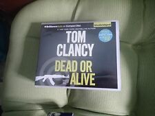 Tom Clancy Dead or Alive  Audio CD