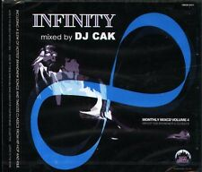 DJ CAK / INFINITY vol.4 - Japan CD - NEW THE NOTORIOUS BIG JAY-Z LL COOL J NE-YO