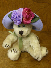 "Boyds Plush #91843 TWILA HIGGENTHORPE, 6"" NEW/Tag From Retail Store Jointed Bear"