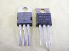 Transistor irf540 V-mos 100v 28a 150w < 77ma 2x 18346-134
