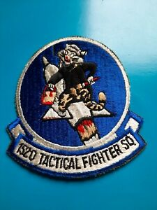 USAF Air Force, 4 inch patch, original, 1520 Tactical Fighter SQ