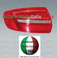 FANALE FANALINO STOP POSTERIORE SX ESTERNO AUDI A3 5P SPORTBACK 08>12 MARELLI