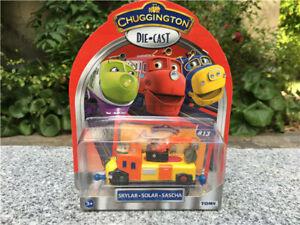 Tomy Chuggington Skylar Metal Diecast Vehicle Toy Train New 54028