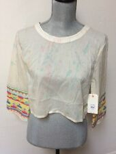 Billabong Ladies Crop Top Size Large