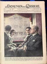 DOMENICA DEL CORRIERE 1937 ANNATA COMPLETA