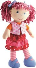Puppe Lilli-Lou, HABA 302842, Stoffpuppe, Weichpuppe, ab 1,5 Jahren