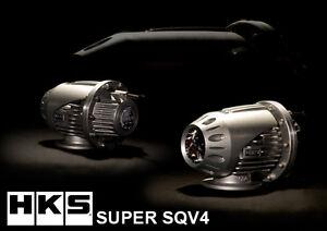 HKS SQV4 Dump Valve Kit Fits Nissan GTR R35, For Stock Intake Pipes 71008-AN029