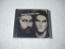 RINDER & LEWIS - SEVEN DEADLY SINS  CD made in Russia