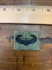 Vietnam Era Army Helicopter Assault Badge Patch Insignia