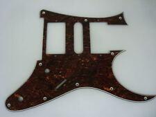 Front route guitar pickguard fits RG550 Jem RG  Pickguard Tortise