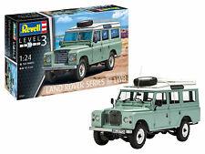 Revell Land Rover Series III LWB station wagon Model Kit 1:24 Art. 07047