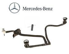 Mercedes W203 C230 Set of Brake Booster Line Vacuum Hose and Body Plug Genuine