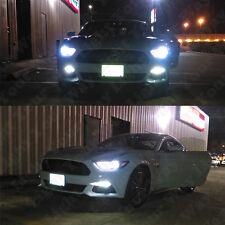 Switchback Parking Signal Light + Side Marker LED Kit for 2015 2016 2017 Mustang