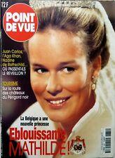 1999: MARIAGE MATHILDE DE BELGIQUE_BALTHUS_JOAILLIERS AU PARFUM_MARCEL PROUST