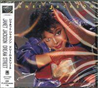 JANET JACKSON-DREAM STREET -JAPAN CD Ltd/Ed C68