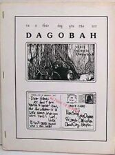 """Star Wars Fanzine """"On a Clear Day You Can See Dagobah 1, 3, 7 """" GEN"""