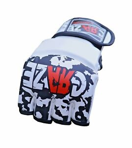 CRAZE MMA UFC Grappling Sparring Gloves Fight Boxing Punch Bag Training