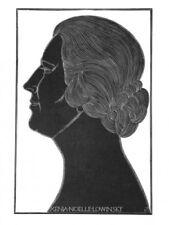 Signierte Realismus mit Lithographie-Technik