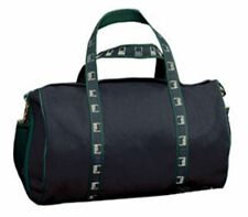 Authentic Goldman Large Sachs Canvas Duffle Bag - Navy & Hunter Green