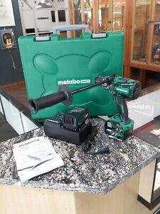 "Metabo HPT DV36DA 1/2"" Cordless Hammer Drill Set NEW in Factory BOX 2 BATTERIES"