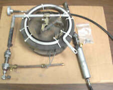 """New listing Stainless Steel 10"""" Dia Vacuum Deposition Rotatable Fixture & Rotary Feed-Thru"""