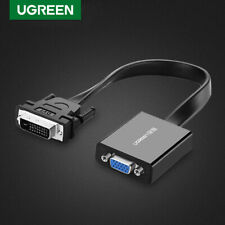 UGREEN Active DVI 24+1 to VGA Video Converter DVI-D to VGA Adapter Cable 1080P
