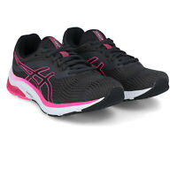 Asics Womens Gel-Pulse 11 Running Shoes Trainers Sneakers Black Sports