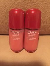 2x Shiseido Ultimune Power Infusing Concentrate Travel Size 0.66 fl oz serum NEW