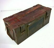 AMMUNITION BOX / TRANSPORT BOX (EMPTY)