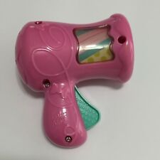BABY ALIVE replacement hair blow dryer manual operated pink doll accessory rare