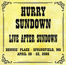 CD HURRY SUNDOWN - LIVE After Sundown / US-Southern Rock 2005/The Outlaws