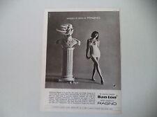 advertising Pubblicità 1965 MAGLIERIA RAGNO